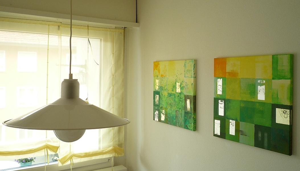 Kraftbilder im Wohnbereich (KB 018, KB 019)